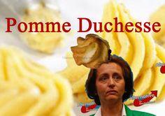 Immer wieder faszinierend mit ihrem reaktionären Geschwätz: Beatrix von Storch, Herzogin Kartoffel Stoffel von Oldenburg.