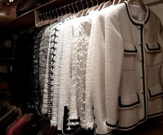 Chanel vintage blazers