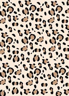 Leopard Print Wallpaper, Fall Wallpaper, Iphone Background Wallpaper, Aesthetic Iphone Wallpaper, Minimalista Disney, Cheetah Print Background, Cute Patterns Wallpaper, Pretty Wallpapers, Polaroid
