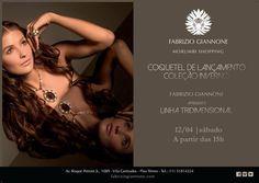 12/04 ♥ Coquetel de Lançamento da Coleção Inverno de FABRIZIO GIANNONE ♥ SP ♥  http://paulabarrozo.blogspot.com.br/2014/04/1204-coquetel-de-lancamento-da-colecao.html