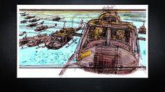 Apocalypse Now: Apocalypse Now storyboard
