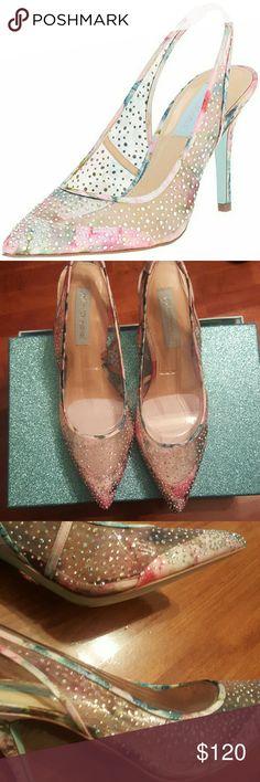 Spotted while shopping on Poshmark: Betsey Johnson SB-Quinn Pumps! #poshmark #fashion #shopping #style #Betsey Johnson #Shoes