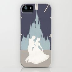 Cinderella iPhone Case. Because I am 5 and I LOVE IT!!!