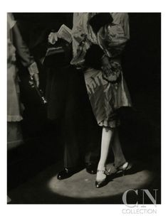 Vogue - December 1926 Poster Print by Edward Steichen at the Condé Nast Collection