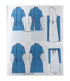 Sewing Basics, Sewing Hacks, Sewing Tutorials, Clothing Patterns, Sewing Patterns, Textile Manipulation, Sewing Collars, Sewing Alterations, Work Dresses For Women
