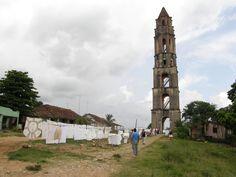 Torre de Manaca Iznaga - Valle de los Ingenios, Sancti Spiritus, Cuba