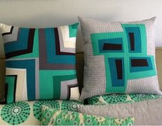 This pattern on the right from Sew Katie Did is fantastic!