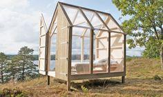 Bilderesultat for swedish glass cabin