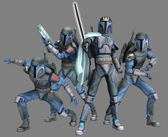 Death Watch - Mandalorian Splinter Group #StarWars