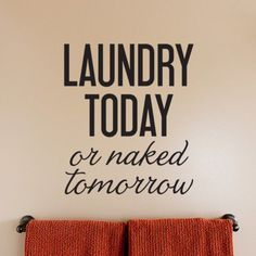 # Wall Deco # Laundry