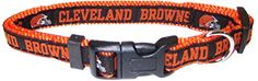 Pets First NFL Cleveland Browns Pet Collar Large >>> Visit the image link more details. Note:It is affiliate link to Amazon.