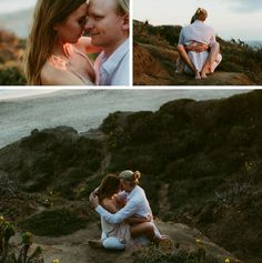 Malibu Engagement Session