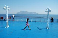 Traveling in the Aegean Sea | Andreas Katsakos
