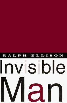 Invisible Man by Ralph Ellison. University Library / PS 3555 L625 I5 1994. Challenges: http://www.ala.org/bbooks/frequentlychallengedbooks/classics/reasons
