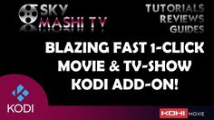 Kohi Movie - Blazing fast 1-click Movie & TV Show Add-on for Kodi! Revie...
