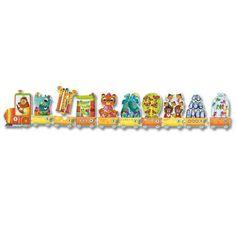 #Djeco #puzzel trein