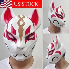 fnt Deluxe Latex Tiger Mask Life of Pi Costume Accessory SALE