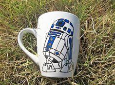 E2-D2 mug