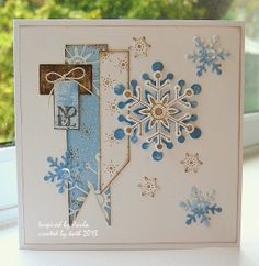 Kath's Blog......diary of the everyday life of a crafter: Inspired by Paula...Day 2
