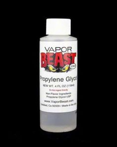 Vapor Joes - Daily Vaping Deals: DIY: 120ML OF PROPYLENE GLYCOL - 88 CENTS!