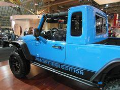 Auto Show 2012.  The big Jeep Wrangler 2    Taken by me (Samsung WB700)
