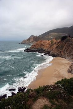 Highway 1, California.  This was a beautiful trip