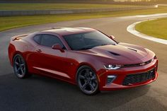 2016 Chevrolet Camaro Photo Tour: 2016 Chevrolet Camaro SS cars.about.com/... #aarongold
