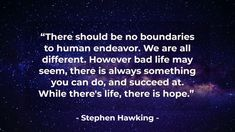 These 15 quotes from Stephen Hawking will blow your mind - Ideapod