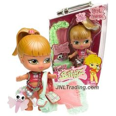 MGA Entertainment Bratz Babyz So Cute Series 5 Inch Doll - FIANNA with Baby…