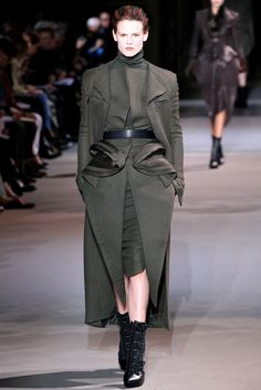 Haider Ackermann Fall 2012 Ready-to-Wear - Collection - Gallery - Style.com
