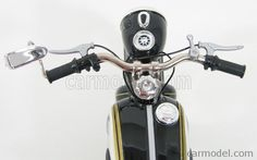 SCHUCO 06531 Escala 1/10  NSU MAX 250 1955 BLACK
