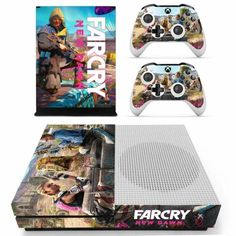 Turnyour Xbox One S console into a piece of art with one of our stick-on Xbox one S skins! EveryXbox one S skinis designed to suit each personal style. Xbox One S skins are made of high-quality material, incredibly easy to use, which improves the performance of gaming. We have thousands of high-quality products that had satisfied thousands of our customers. Increasing online shopping increases our hunger for high standards in Xbox one S decals quality. All you have to do is peel the decals fr S Console, Console Styling, Xbox One Skin, Ps4 Skins, Shops, Gamers Anime, Games To Play, Color Mixing, Dawn