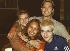 13 reasons why, cast, and justin foley image