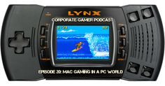 Atari Lynx is the first full-color portable video game system, with graphics & blistering colors. (Game Gear had Game Boy didn't have any. Lynx, Arcade, Playstation, Atari Jaguar, Mega Drive Games, Vintage Video Games, Old Computers, Old Games, Old Tv