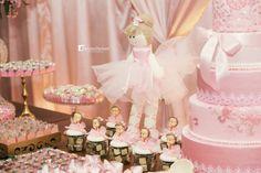 Nossas lindas bailarinas de pano e biscuit