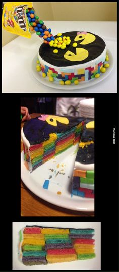 I made this cake for my brother's birthday (first try). What do you think? - 9GAG