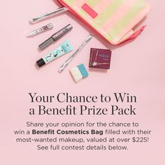 BeautyBoutique.ca Contest: Win a Benefit prize pack