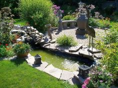 Small Japanese Garden Design Ideas With Small Pool Part 85