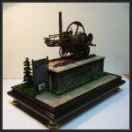 Steam Locomotive Invicta Free Paper Model Download from PaperCraftSquare.