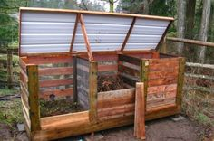 The Best Way To Build The Ultimate Homemade Compost Bin - http://www.homesteadingfreedom.com/the-best-way-to-build-the-ultimate-homemade-compost-bin/