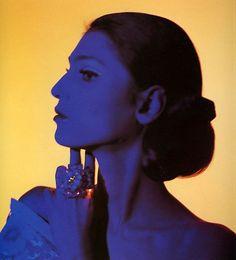 Benedetta Barzini, photo by Bert Stern, Look magazine, 1963