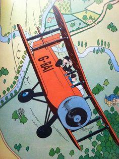 Haute Voltige - Biplano Avro 638 Cadet