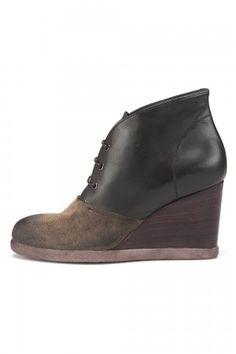 Daniella Wedge Ankle Boot | Alberto Fermani USA
