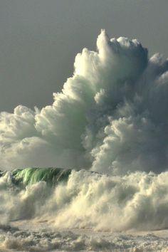 Ocean Waves | (by Barbara Walsh)