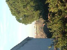 se divisa la ermita de Santa Ana