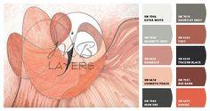 #colorscheme #colorinspiration #colorsearch #colorcombinations #mblayers