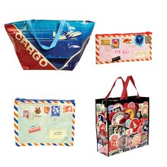Fab.com | Travel Bags 4 Pack | let's go on travelling