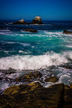 Seal Rock - Laguna Beach, CA