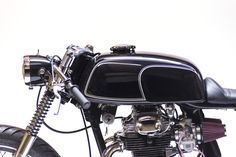 Honda CB350 By Kott Motorcycles
