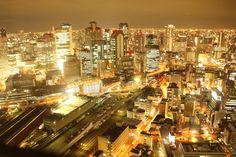 大阪 光 #Osaka #Japan #light osaka Japan light